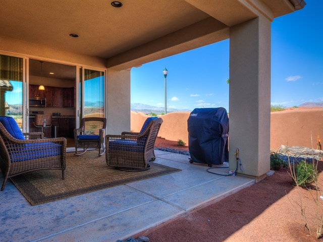 Vacation rental Patio in St George