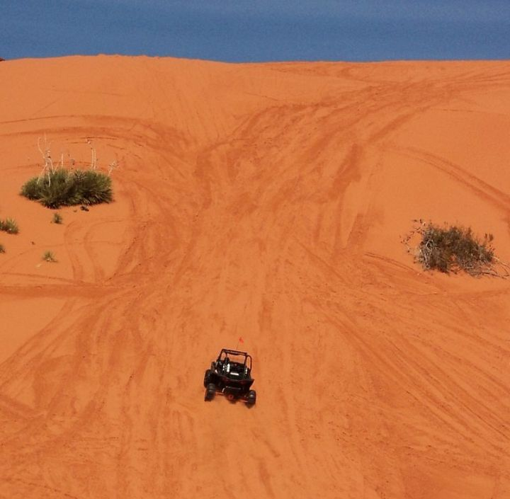 Sand Mountain Sand Dunes Sand Hollow State Park - Utah's Best Vacation Rentals
