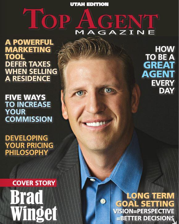 Brad Winget - Top Realtor and Broker in Utah and Vacation Rental Expert - Utah's Best Vacation Rentals