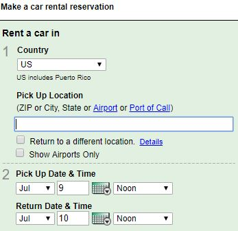 Discount Rental Cars - Utah's Best Vacation Rentals