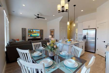 The Oasis #497 at Vida Sol Townhomes in Washington, Utah - Utah's Best Vacation Rentals