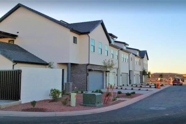 Ocotillo Springs Townhomes Santa Clara, Utah - Utah's Best Vacation Rentals