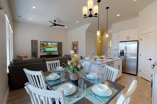 The Oasis #497 at Vida Sol Townhomes in Washington, Utah - Utah's Best Vacation Rentals