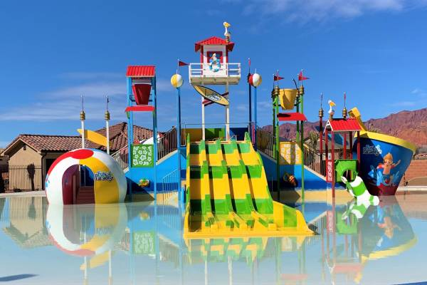 Paradise Village at Zion   Kid's Cove Water Park - Utah's Best Vacation Rentals