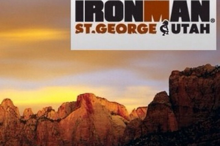 Ironman Triathlon St. George, Utah