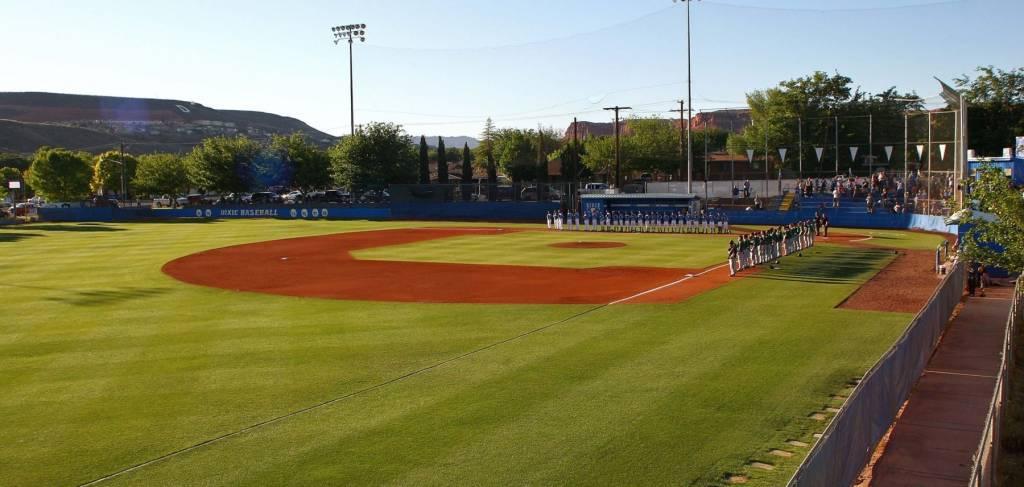 Spring Break High School Baseball Tournament in St. George Utah