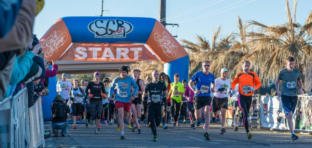 St. George Half Marathon | Photo by St. George News