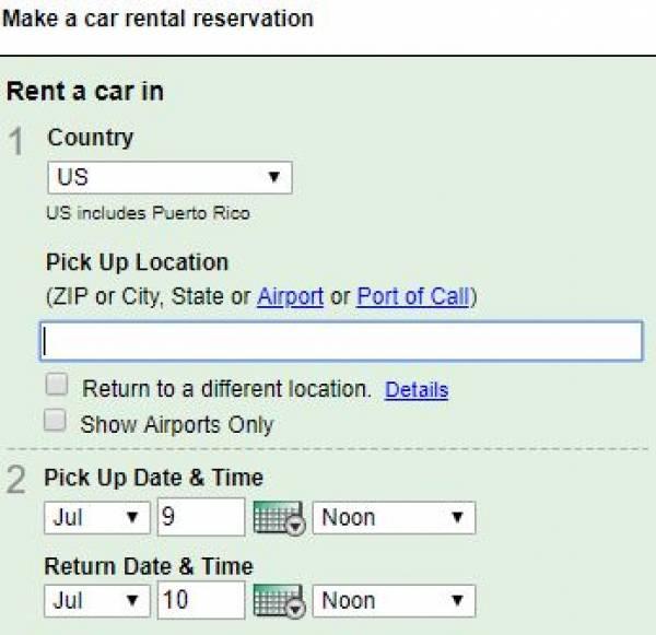 Discount Rental Cars - Utah's Best Vacation Rentals