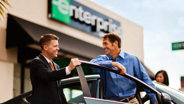 Enterprise Rental Cars - Utah's Best Vacation Rentals