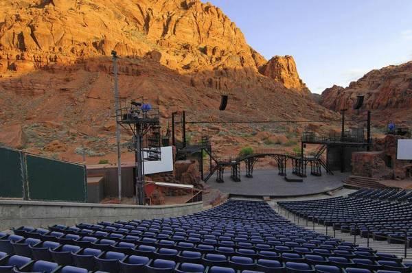 Tuacahn Amphitheater | Tuacahn - Utahs Best Vacation Rentals