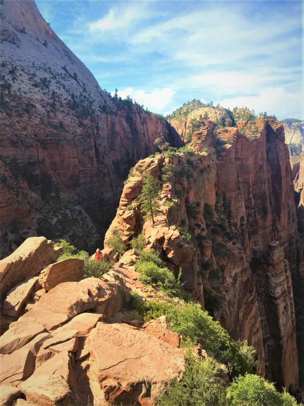 Angel's Landing - Photo by: Tiffany Triem