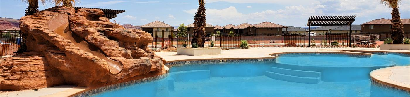 Ocotillo Springs Townhomes Santa Clara, Utah - Utah's Best Vacation Rentals